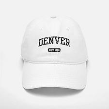 Denver Est 1861 Baseball Baseball Cap
