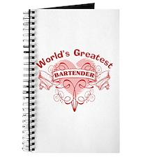 World's Greatest Bartender Journal