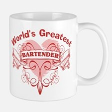 World's Greatest Bartender Mug