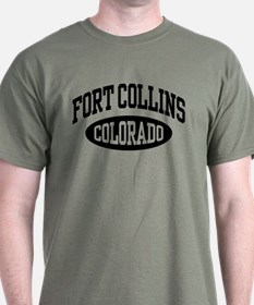 Fort Collins Colorado T-Shirt
