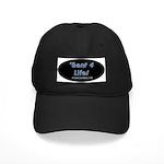 'Bent for Life Black Cap