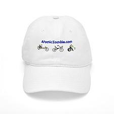 Atomic Zombie Baseball Cap