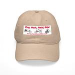 Chop, Hack, Weld, Ride Cap