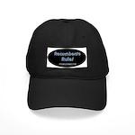 Recumbents Rule Black Cap