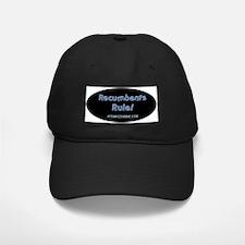 Recumbents Rule Baseball Hat