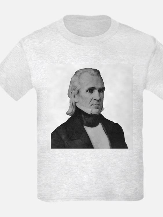Polk portrait T-Shirt