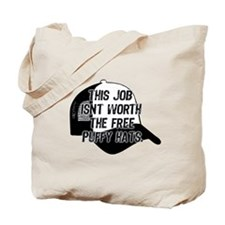 Funny Disgruntled Tote Bag