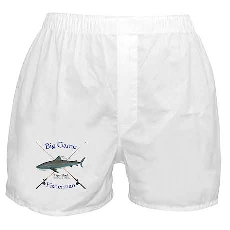 Tiger Shark Boxer Shorts