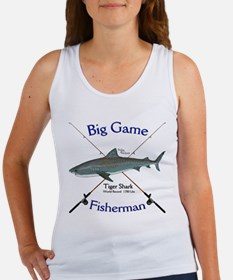 Tiger Shark Women's Tank Top