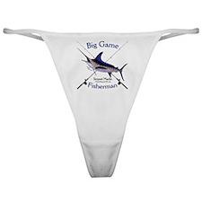 Striped Marlin Classic Thong