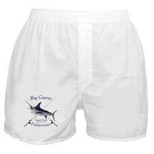 Striped Marlin Boxer Shorts