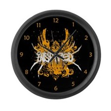 Inspired - Large Wall Clock