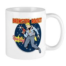 Brewster Rockit Mug
