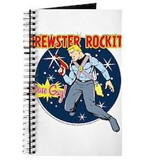 Brewster Rockit Journal