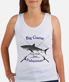Great White Shark Women's Tank Top