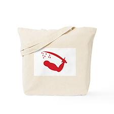 Dimmit's Goliad Flag Tote Bag
