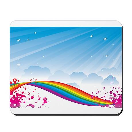 Rainbow Fantasy Mousepad