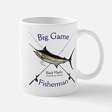 Black Marlin Mug