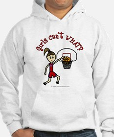 (Lady Torches-1) Basketball Hoodie