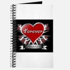 Caddie Forever Journal