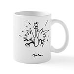 Crazy Chicken Mug