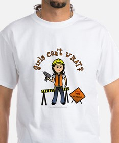 Light Construction Worker Shirt