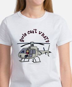 Light Helicopter Pilot Tee