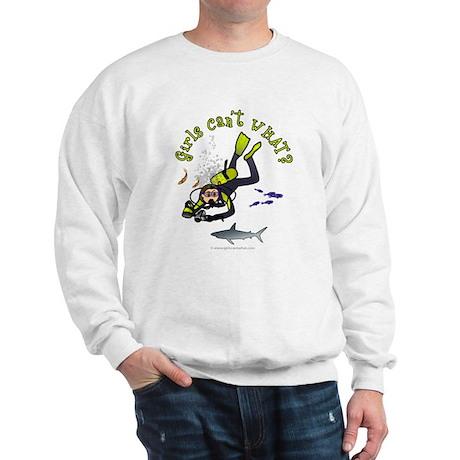 Light Diver Sweatshirt