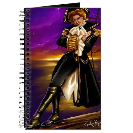 Captain Blackheart Journal