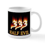 Half Evil Mug