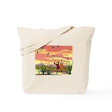 Cool Mens ducks Tote Bag