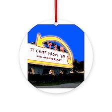 Drive-In '69 Ornament (Round)