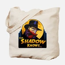 """""""The Shadow Knows..."""" Tote Bag"""
