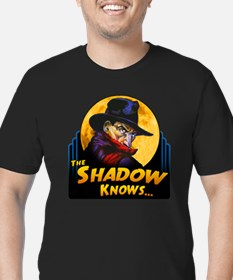"""""""The Shadow Knows..."""" T"""