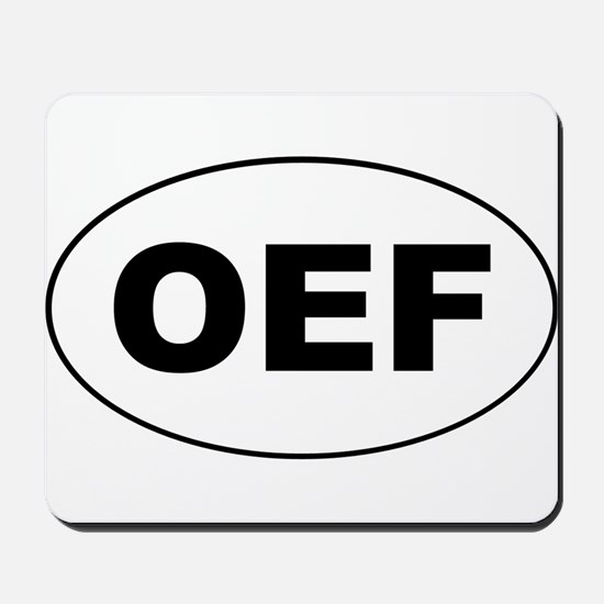 OEF Mousepad