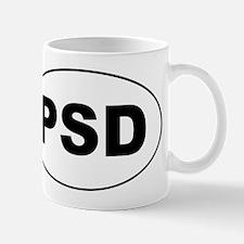 PSD Mug
