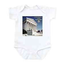 La Corte Suprema Infant Bodysuit