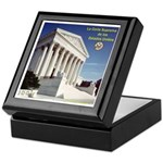 La Corte Suprema Keepsake Box
