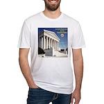 La Corte Suprema Fitted T-Shirt