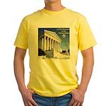 La Corte Suprema Yellow T-Shirt