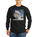La Corte Suprema Long Sleeve Dark T-Shirt