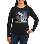 La Corte Suprema Women's Long Sleeve Dark T-Shirt