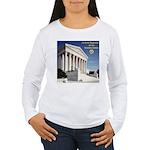 La Corte Suprema Women's Long Sleeve T-Shirt