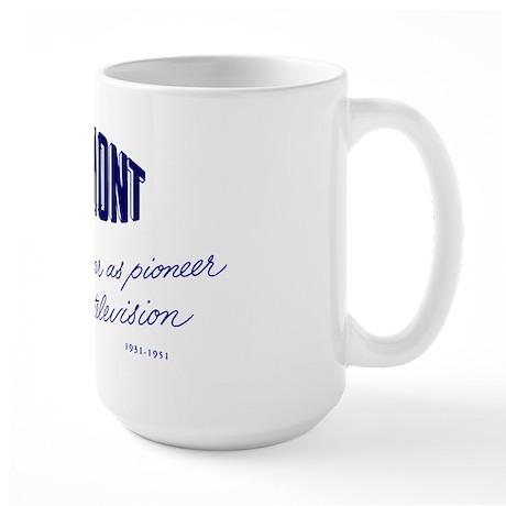 DuMont Large Mug