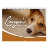 Pembroke welsh corgi Calendars