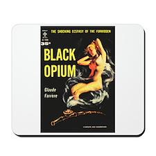 """Mousepad - """"Black Opium"""""""