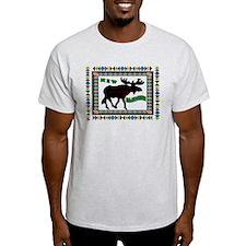 Arrow Head New Hampshire Moos T-Shirt