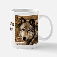 Timber Wolf 1630 Mug