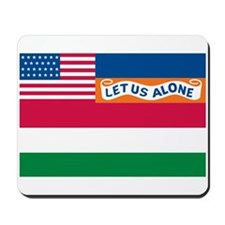 Florida Flag (1845) Mousepad