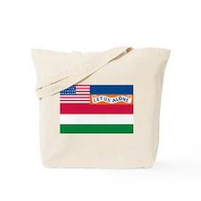 Florida Flag (1845) Tote Bag